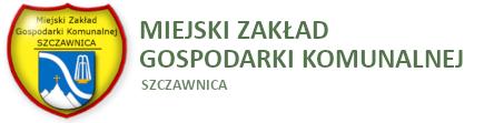Logo Miejskiego Zakładu Gospodarki Komunalnej
